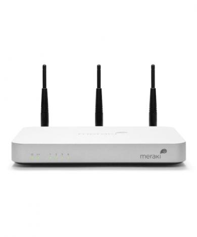 Bộ phát wifi Meraki CISCO MX60W